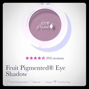 3- 100% Puré eye shadows NEW!!